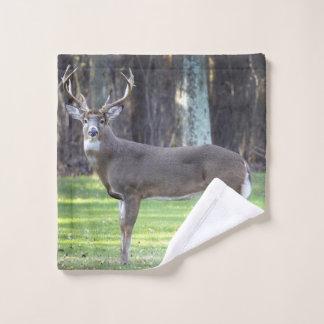 Magnificent Buck Washcloth Wash Cloth