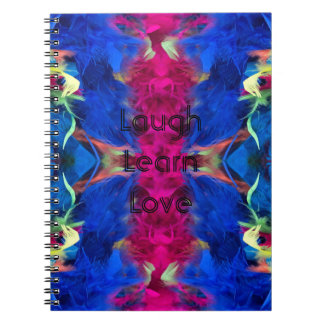 Magnificent Feathers Note Book
