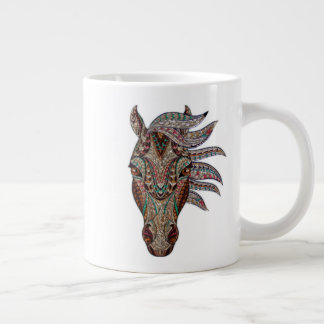 Magnificent Horse Large Coffee Mug