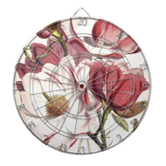 Magnificent Magnolia Dartboard