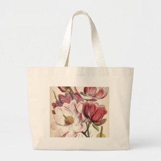 Magnificent Magnolia Large Tote Bag