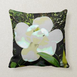 Magnificent Magnolia Pillow - Floral Design Series