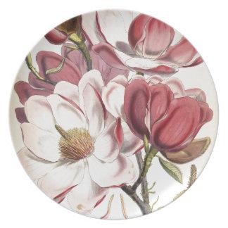Magnificent Magnolia Plate