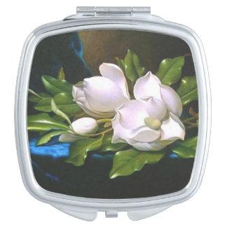 Magnificent Magnolias Vanity Mirrors