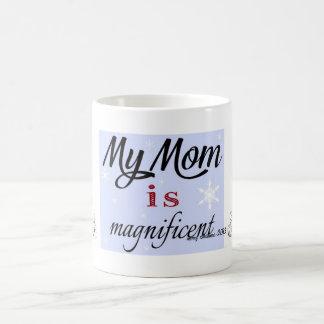Magnificent Mom Christmas Mug