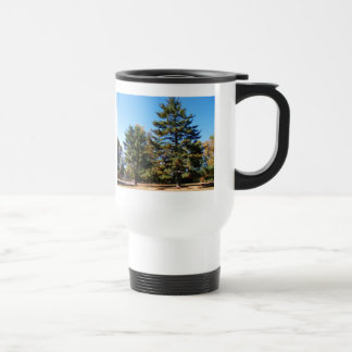 Magnificent Pine 15 Oz Stainless Steel Travel Mug