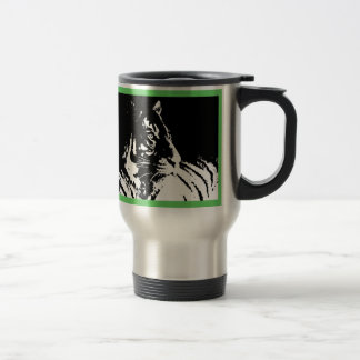 Magnificent Tiger travel mug
