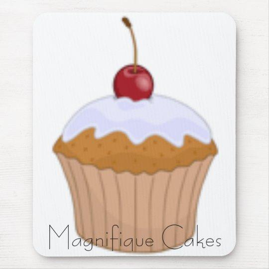 Magnifique Cakes Mousepad