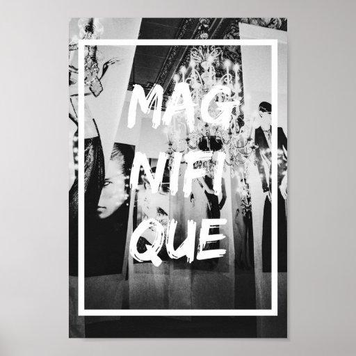 MAGNIFIQUE Poster