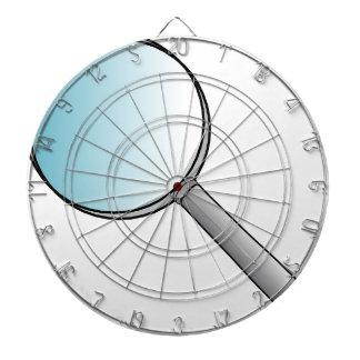 Magnifying Glass Dartboard