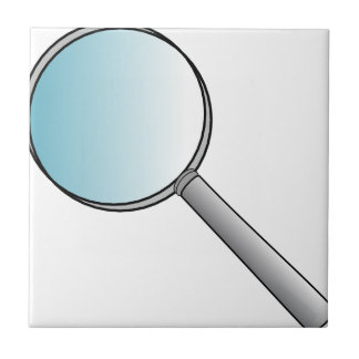 Magnifying Glass Tile