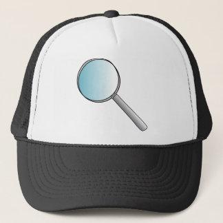 Magnifying Glass Trucker Hat