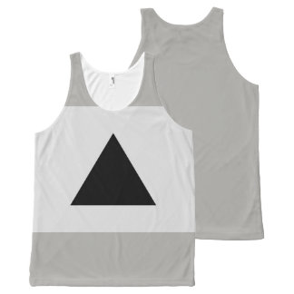 Magnitogorsk city flag All-Over-Print tank top