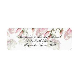Magnolia Address Lables
