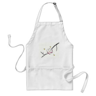 Magnolia and Honey Bees Standard Apron