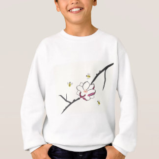 Magnolia and Honey Bees Sweatshirt