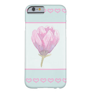 Magnolia Bloom in Watercolour Barely There iPhone 6 Case