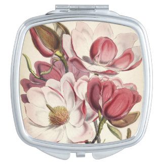 Magnolia - Botanicals Collection Compact Mirror