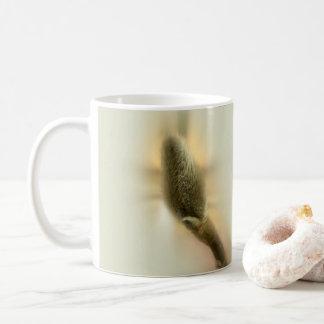 magnolia bud coffee mug