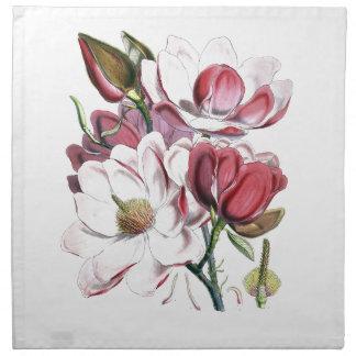Magnolia Campbellii Napkin