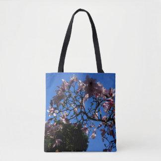Magnolia dawsoniana #1-1 All Over Print Tote Bag