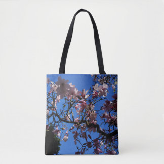 Magnolia dawsoniana #1-2 All Over Print Tote Bag