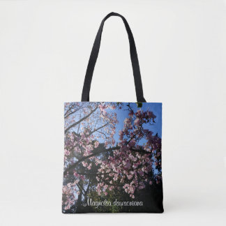Magnolia dawsoniana #2 All Over Print Tote Bag
