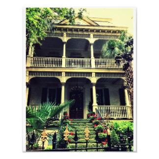 Magnolia Hall Photo Print