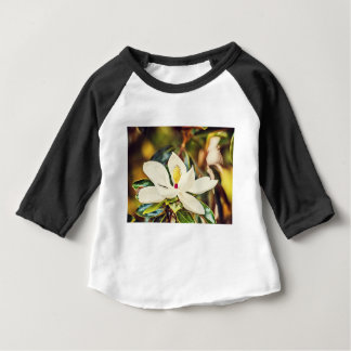 Magnolia in Bloom Baby T-Shirt