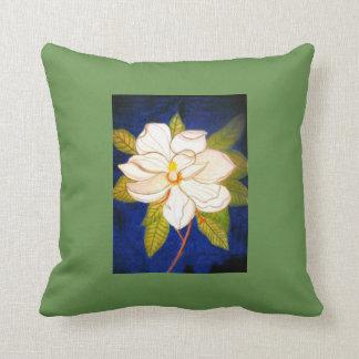 Magnolia Pillow! Throw Pillow