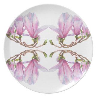 Magnolia Plate