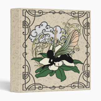 Magnolia Shadow Fairy Binder