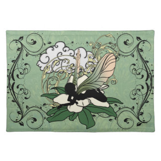 Magnolia Shadow Fairy Placemat