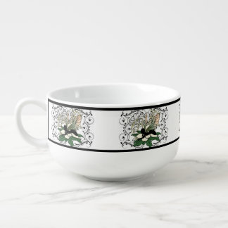 Magnolia Shadow Fairy Soup Mug