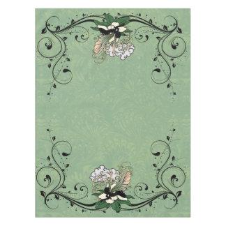 Magnolia Shadow Fairy Tablecloth