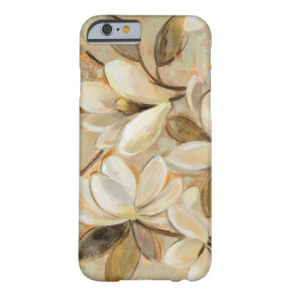 Magnolia Simplicity Cream Barely There iPhone 6 Case