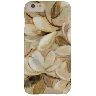 Magnolia Simplicity Cream Barely There iPhone 6 Plus Case