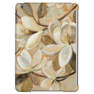 Magnolia Simplicity Cream Case For iPad Air