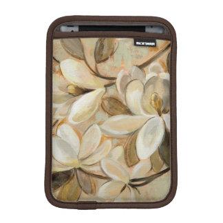 Magnolia Simplicity Cream iPad Mini Sleeves