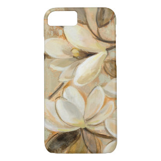 Magnolia Simplicity Cream iPhone 8/7 Case