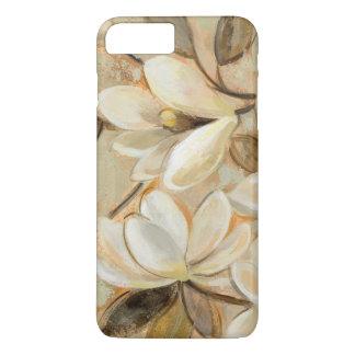 Magnolia Simplicity Cream iPhone 8 Plus/7 Plus Case