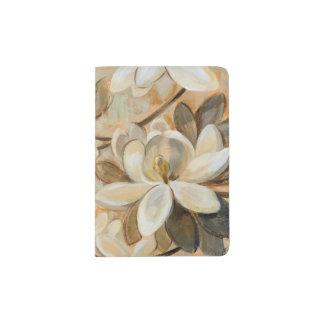 Magnolia Simplicity Cream Passport Holder