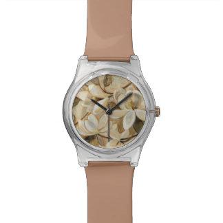Magnolia Simplicity Cream Watch