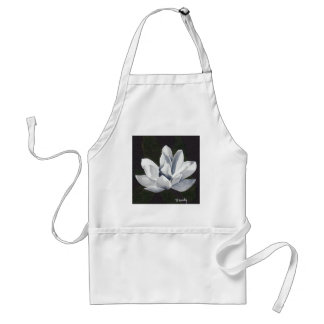 magnolia standard apron
