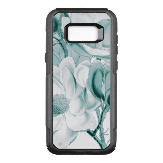 magnolia teal OtterBox commuter samsung galaxy s8+ case