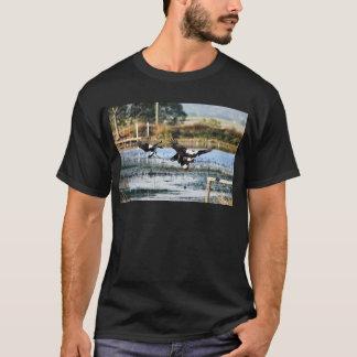 MAGPIE GEESE QUEENSLAND AUSTRALIA T-Shirt
