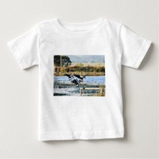 MAGPIE GEESE RURAL QUEENSLAND AUSTRALIA BABY T-Shirt