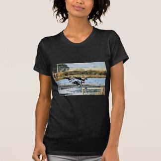 MAGPIE GEESE RURAL QUEENSLAND AUSTRALIA T-Shirt