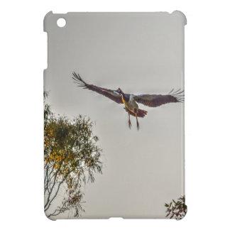MAGPIE GOOSE AUSTRALIA ART EFFECTS iPad MINI CASES