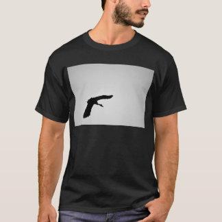 MAGPIE GOOSE IN FLIGHT SILHOUETTE AUSTRALIA T-Shirt